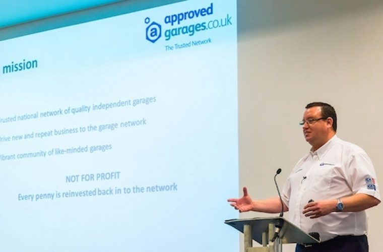 Approved Garages roadshow adds interest