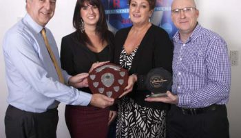 Sovereign wins local business award