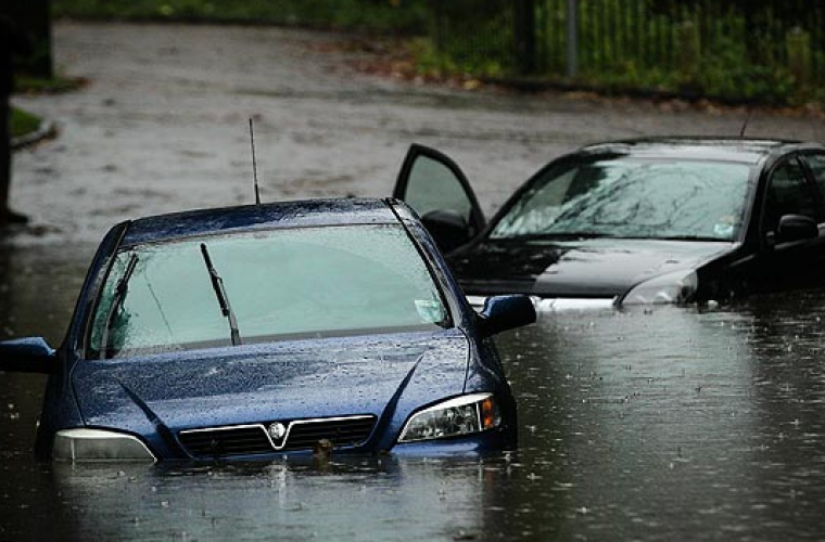 18 million drivers risk deep water
