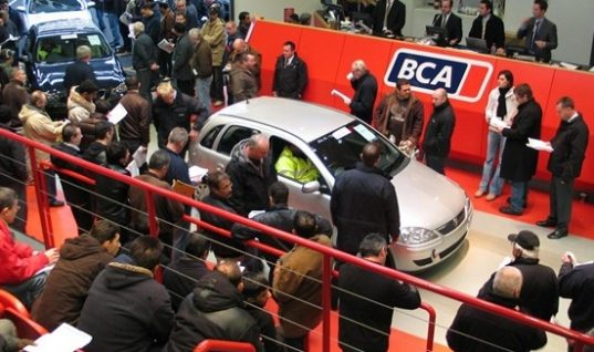 Used car values a November record say BCA