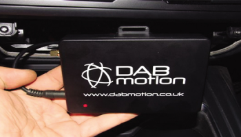 DABmotion DAB1001 wins recognition