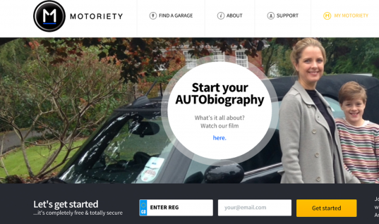 New Motoriety site aims to simplify motoring life