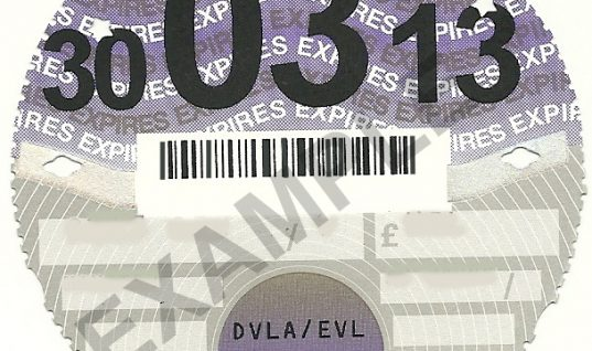 Tax disc to go as government target savings