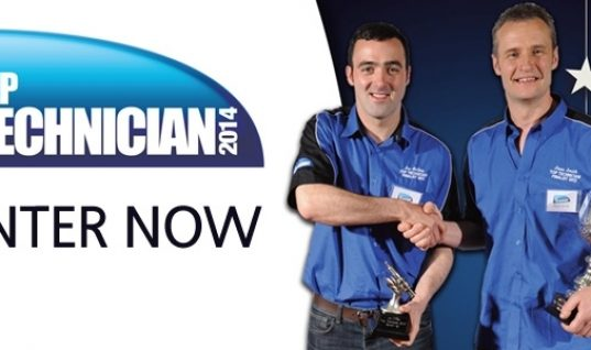 Prize fund grows for 'Top Technician 2014'