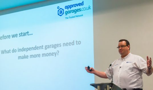 Approved Garages to add business support