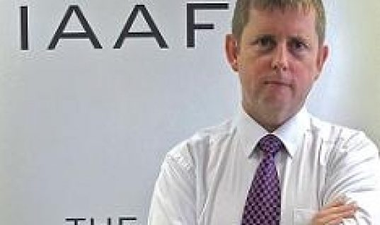 IAAF calls for support ahead of an active 2014