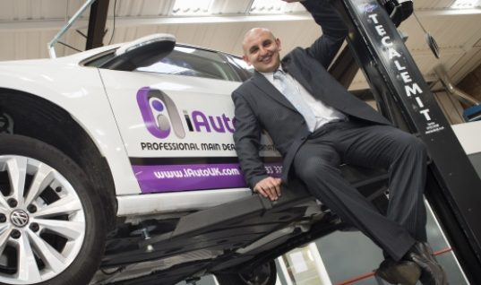 First iAutoUK franchise opens in Solihull