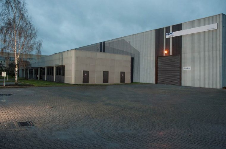 LKQ invest £2.5m in paint distribution centre
