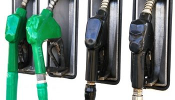Petrol price dips below £1.30 per litre