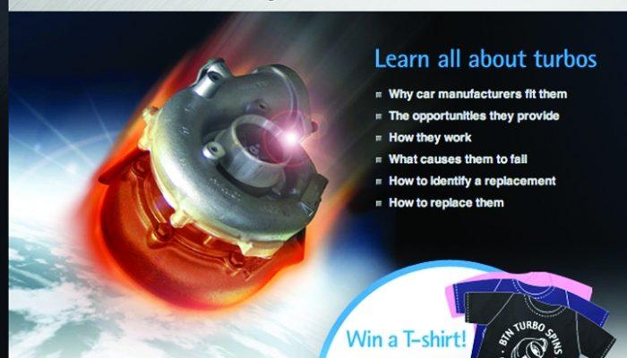 BTN Turbo training website speeding technicians