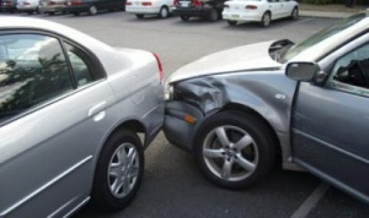 1,000 motorists a week caught by faked accidents