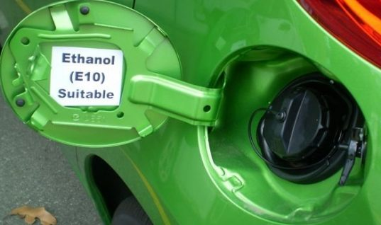 New E10 fuel not as 'green' as it seems