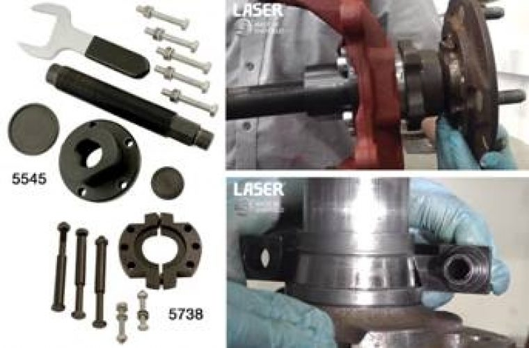 VIDEO: Ford Transit front wheel bearing removal tool - Garagewire