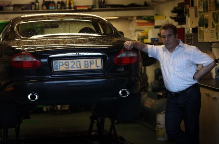 Garage owner may be named Mr Jaguar Services