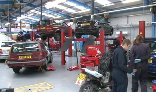 Garages planning to invest in 2014
