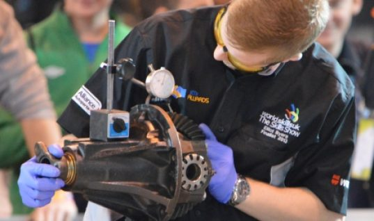 IMI start 2014 search for best automotive apprentices