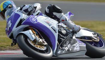IMI sponsor British Superbike star
