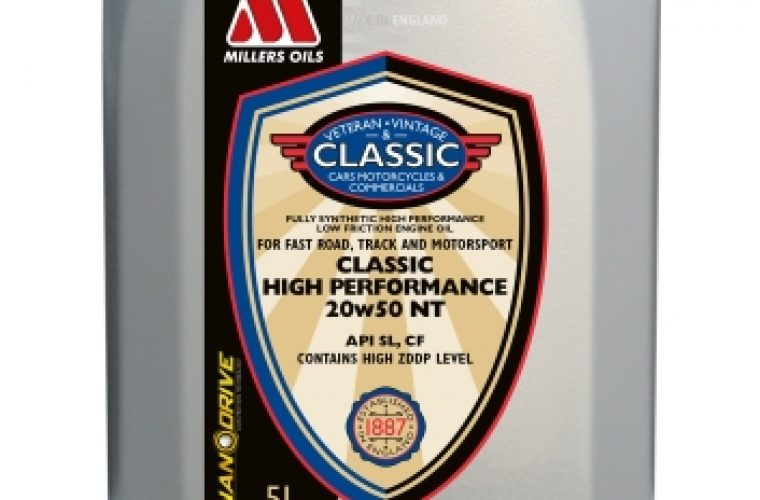 Millers Oils brings nanotechnology to its classic range
