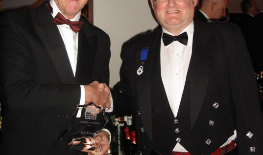 TMD Friction are Autoparts supplier of the year