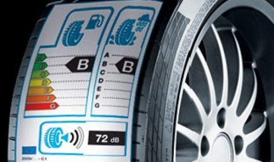 Labels change tyre choices and it's safety first