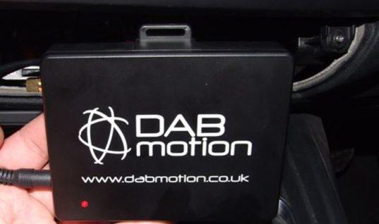 DABmotion training success