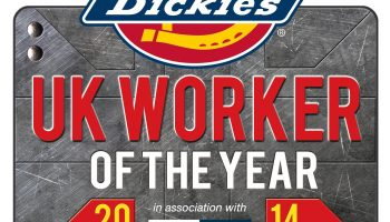 Dickies raise stakes with UK 'Worker of The Year 2014'