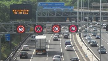 Emphatic 'No' to 60 mph motorway limit