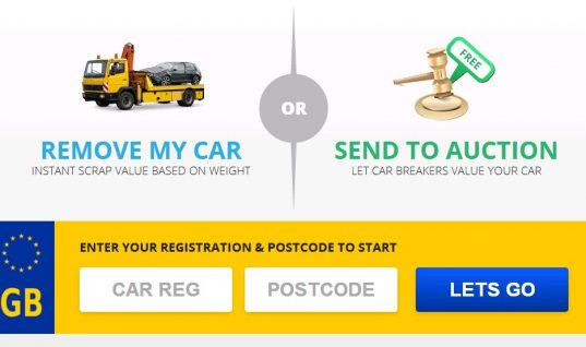 Free scrap vehicle auction service launched