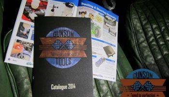 2014 Catalogue from Gunson Tools