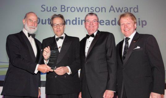 IMI Award for Goodwood Festival of Speed creator