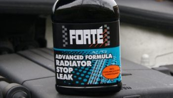 New radiator stop leak from Forté
