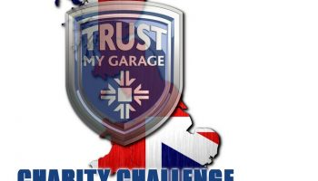 Trust My Garage charity challenge coming soon