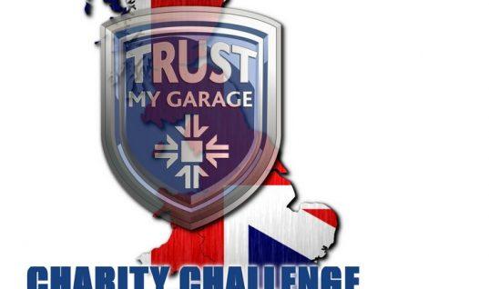 Trust My Garage charity challenge coming soon