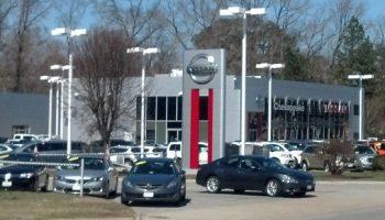 Customer sues dealership for false imprisonment