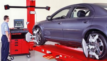 Rise in wheel alignment problems blamed on potholes
