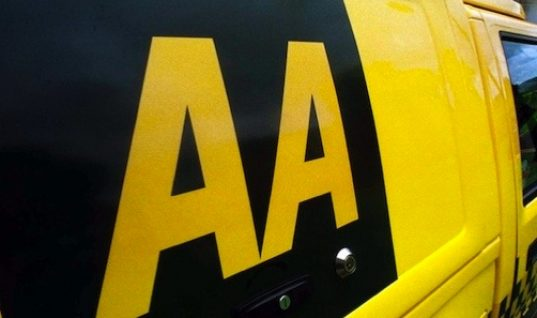 AA tops UK's five most trusted brands