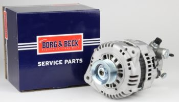 Borg & Beck to launch rotating electrics