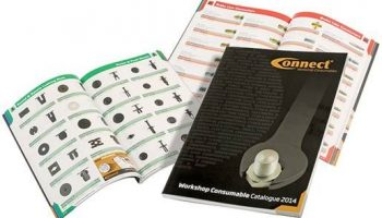 New 2014 Workshop Consumables Catalogue from Connect