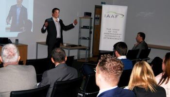IAAF network meetings gain support