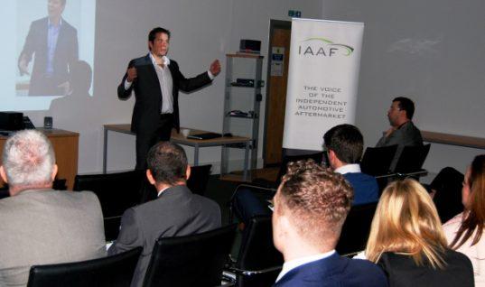 IAAF network meetings gain support