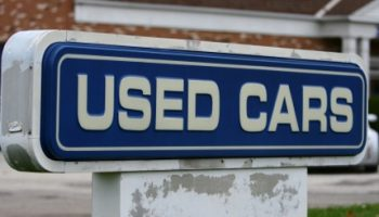 Home car seller prosecuted & fined
