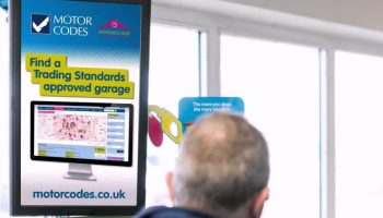Motor Codes launch new Amscreen advertising campaign
