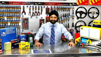 Euro Car Parts founder Sukhpal Singh walks away