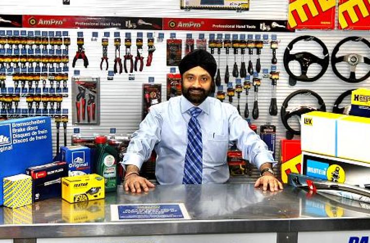 Euro Car Parts founder Sukhpal Singh walks away