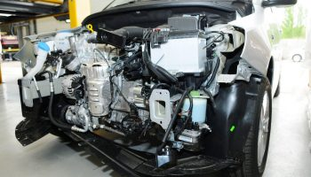 Expert thieves 'steal to order' as car parts stripped