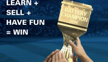 Manbat launch World Cup competition with VARTA