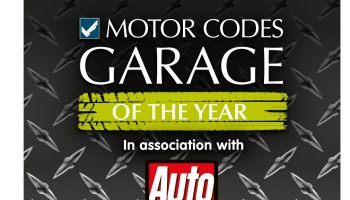 Motor Codes launch Garage of the Year 2014