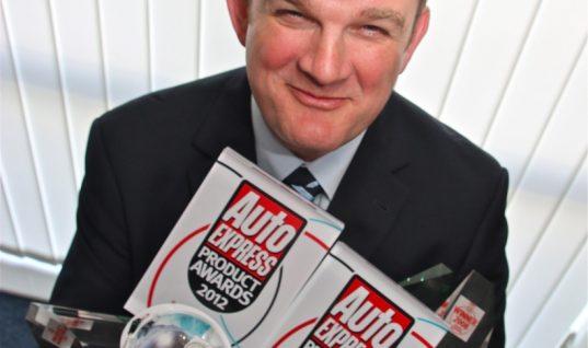 Philips X-tremeVision wins Auto Express award