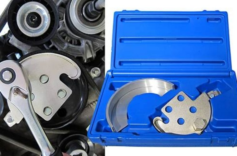 New stretchy belt fitting kit for Ford and Volvo petrol engines