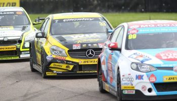 WIX Racing lead single car team standings in BTCC